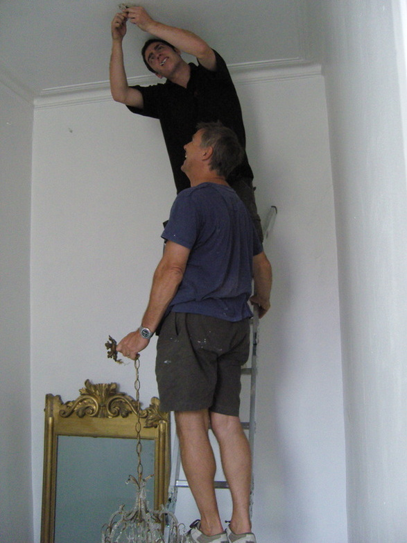 Trusted Workmen Carrying Out Our North London Interior Design